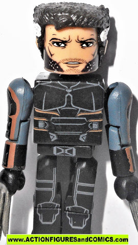 minimates WOLVERINE X FUTURE days of future past movie series x-men