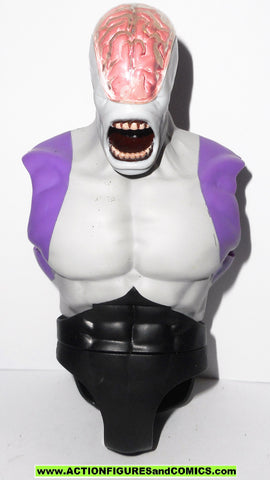 DC UNIVERSE classics VALIDUS HEAD BODY UPPER LOWER TORSO series 15 wave build a figure baf part