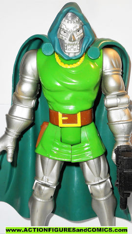 Marvel universe toy biz DR DOOM 10 inch fantastic four toy biz deluxe collectors
