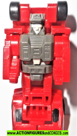 Transformers G1 1989 TOTE micromasters Off Road Patrol