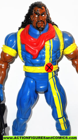 Marvel universe toy biz BISHOP 10 inch X-men animated toy biz deluxe
