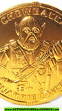 star wars action figures CHEWBACCA concept GOLD COIN 30th anniversary TAC 21