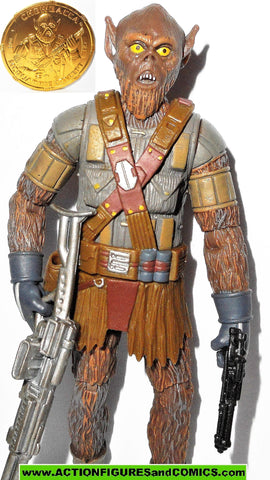star wars action figures CHEWBACCA concept 30th anniversary TAC 21 2006 2007