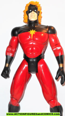 Marvel universe toy biz CAPTAIN MARVEL 10 inch mar-vell deluxe collectors