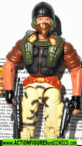 gi joe DUKE 2005 v18 TRU exclusive fx voice complete