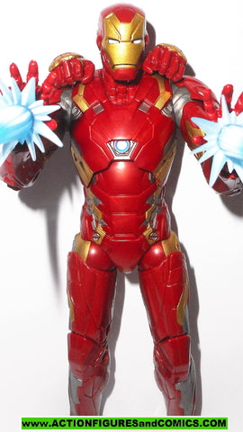 marvel legends IRON MAN mark 46 captain america civil war 2016 action figures