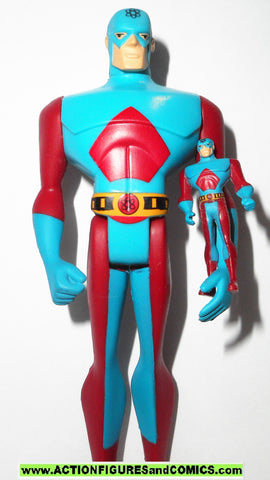 justice league unlimited ATOM ryan choi dc universe mattel
