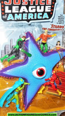 dc universe infinite heroes STARRO brave and the bold justice league moc mib