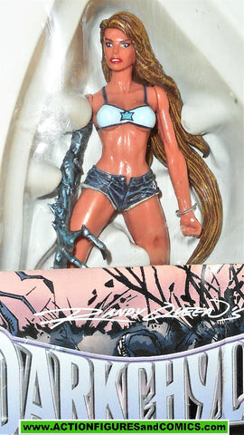 Darkchylde ARIEL CHYDE michael turner wizard toyfare exclusive moc mib