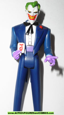 justice league unlimited JOKER batman animated blue suit