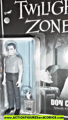 Twilight Zone DON CARTER nick of time William shatner captain kirk moc