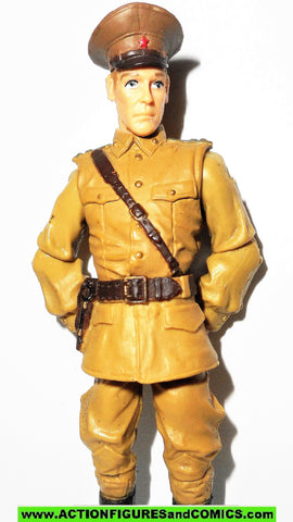 Indiana Jones COLONEL DOVCHENKO kingdom of the crystal skull hasbro fig