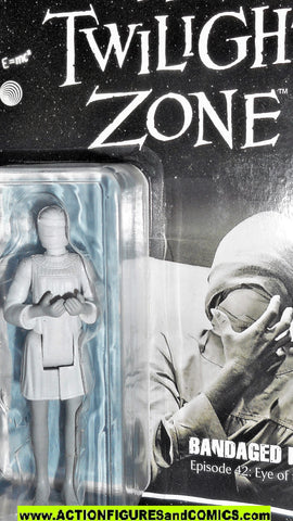 Twilight Zone BANDAGED PATIENT limited 1400 eye of the beholder moc