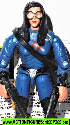 gi joe BARONESS 2004 v6 DTC direct to consumer series complete