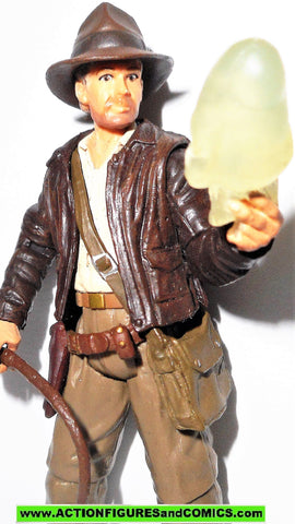 Indiana Jones hasbro INDIANA JONES Alien crystal skull 2008 99p