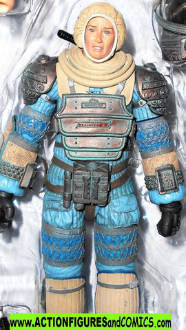 Alien LAMBERT 7 inch NECA 2017 Compression Suit James Cameron 1986 movie