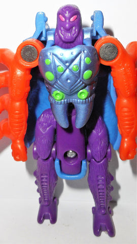 Transformers beast wars BLACKARACHNIA 1995 mcdonalds happy meal toy