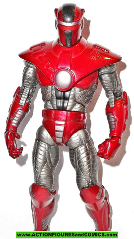 marvel legends CRIMSON DYNAMO 6 INCH iron man armored avenger 2009 universe fig