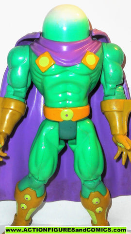 marvel universe toy biz MYSTERIO 10 inch SPIDER-MAN Animated series