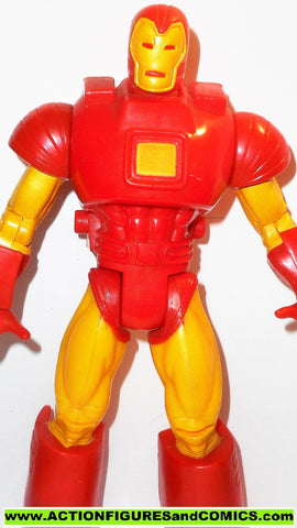 Marvel universe toy biz IRON MAN 10 inch SPACE ARMOR deluxe collectors