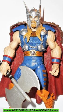 marvel legends THOR lord of asgard blob series toy biz wham