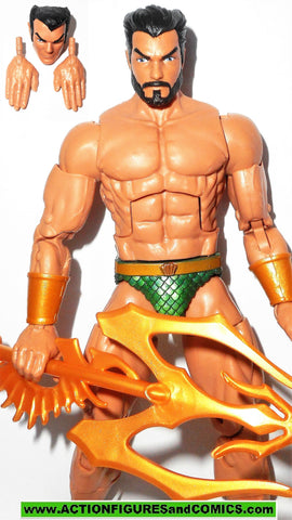 marvel legends NAMOR Sub mariner OKOYE wave black panther hasbro