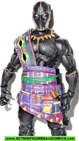 marvel legends BLACK PANTHER T-CHAKA movie m'baku wave universe