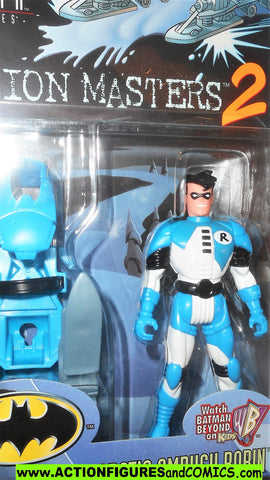 batman animated series ARCTIC AMBUSH ROBIN mission masters 1999 moc