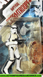star wars action figures STORMTROOPER #20 30th anniversary saga coin moc 000