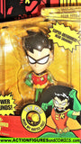 Teen Titans Go ROBIN 6 inch super deformed animated 2005 moc