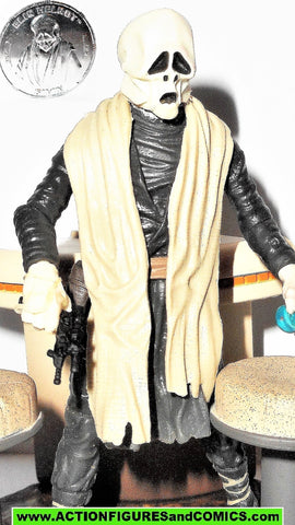 star wars action figures ELIS HELROT mos eisley cantina bar 23 30th anniversary