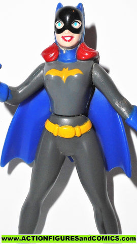 batman animated series BATGIRL Mcdonalds happy meal toy exclusive 1993