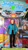 Star Trek DR BEVERLY CRUSHER space cap pog variant 1993 playmates moc