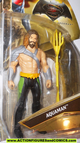 dc universe movie Batman v Superman AQUAMAN 1990 era variant MOC