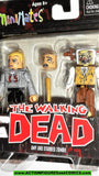 Walking Dead Minimates AMY STABBED ZOMBIE 2012 Series 2 MOC