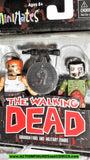 Walking Dead Minimates ABRAHAM FORD MILITARY ZOMBIE Toys R Us Series 5 MOC