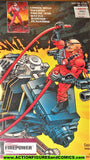Gi joe SPITFIRE Inferno GIJOE EXTREME 1995 vehicle mib moc