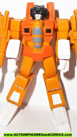 Transformers pvc SUNSTORM sdcc exclusive comic con heroes of cybertron