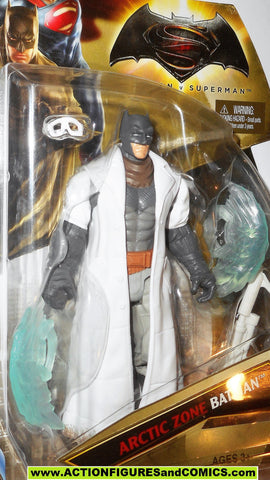 dc universe movie Batman v Superman ARCTIC ZONE BATMAN MOC