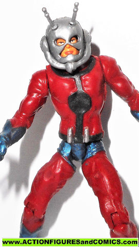 marvel legends ANT MAN toy biz series 4 IV 2.5 inch mini goliath complete