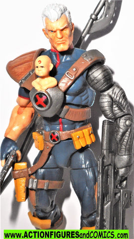 marvel universe CABLE series 3 007 BABY HOPE variant  x-men force