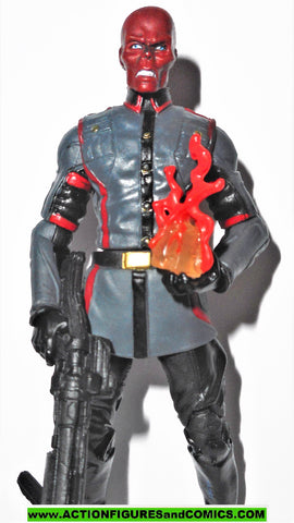 marvel universe RED SKULL captain america target store exclusive hasbro toys action figures
