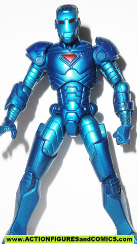 marvel universe IRON MAN stealth armor series 1 2009 009 9 fig