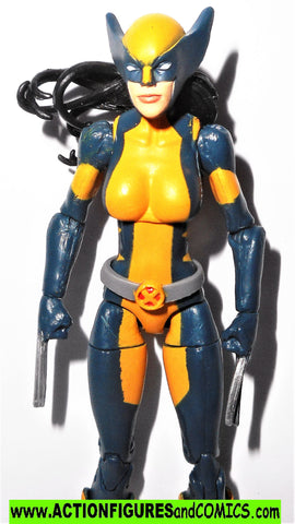 marvel universe X-23 all new wolverine 4 inch infinite legends series