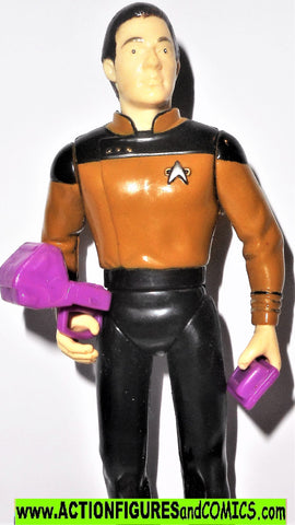 Copy of Star Trek DATA generations movie playmates complete 1994 action figures