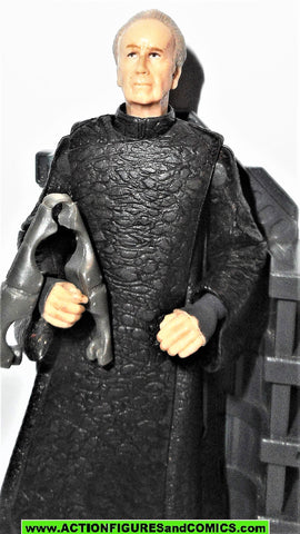 star wars action figures CHANCELLOR PALPATINE 2005 revenge of the sith
