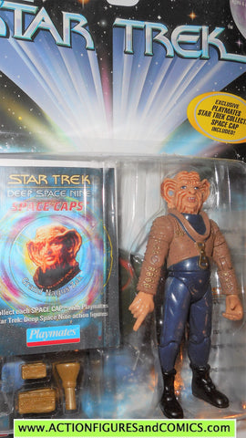 Star Trek ZEK grand nagus FERENGI playmates action figures moc ds9