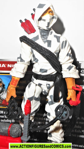 gi joe STORM SHADOW 2015 v50 50th anniversary Toys R Us complete