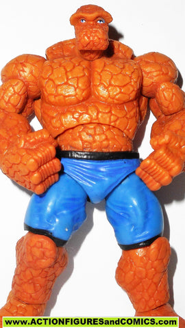 Marvel Universe THING fantastic four 2010 4 pack action figure