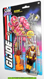 gi joe OZONE 1994 v3 star brigade red brown purple 1993 gijoe moc